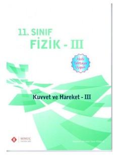 Sonuç Yayınları 11.Sınıf Fizik Kuvvet ve Hareket 3