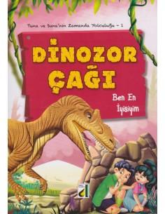 Damla Yayınları Dinozor Çağı Hikaye Seti (10 Kitap)