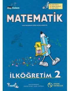 Aydan Yayınları Beyaz Kalem 2.Sınıf Matematik
