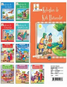 Karatay Çocuk Yayınları Dev Boy Keloğlan Masalları Hikaye Seti