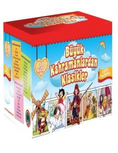 Karatay Çocuk Yayınları Büyük Kahramanlarıdan Klasikler