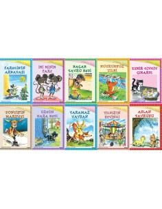 Özyürek Yayınları Lokmacık Hikaye Seti (10 Kitap)