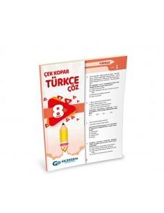Gezegen Yayıncılık 8.Sınıf Türkçe Yaprak Test