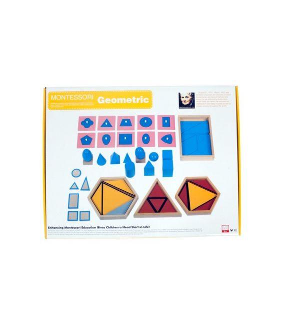 Hobi Montessori Geometric