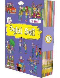 Yuva Yayınları İlköğretim Öykü Seli(+10 yaş)