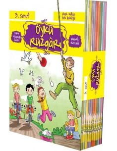 Yuva Yayınları İlköğretim Öykü Rüzgarı(+9 yaş)