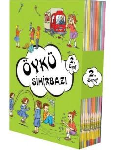 Yuva Yayınları İlköğretim Öykü Sihirbazı(+7 yaş)