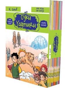 Yuva Yayınları Öykü Yağmuru Dizisi (10 Kitap)