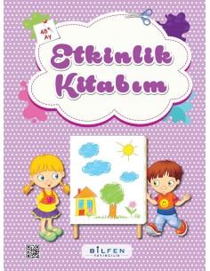 Bilfen Yayınları Okul Öncesi Etkinlik Kitabı (+48 Ay)