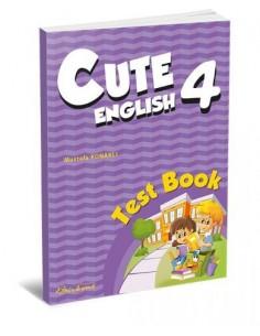 Birkent Yayınları Cute English Test Book 4
