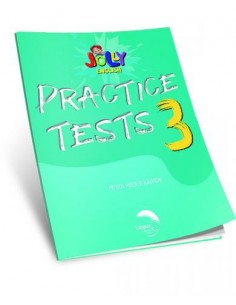 Lingus Education Jolly English 3 Practice Tests