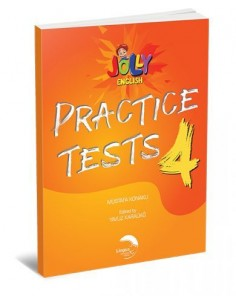 Lingus Education Jolly English 4 Practice Tests