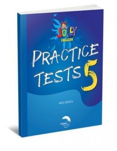Lingus Education Jolly English 5 Practice Tests