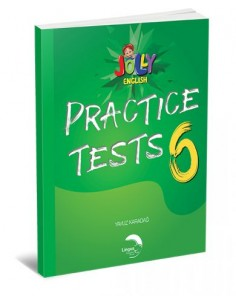 Lingus Education Jolly English 6 Practice Tests