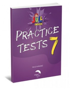 Lingus Education Jolly English 7 Practice Tests