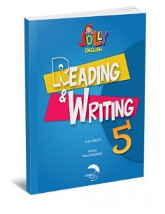 Lingus Education Jolly English Reading and Writing 5