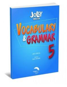 Lingus Education Jolly English Vocabulary&Grammar 5