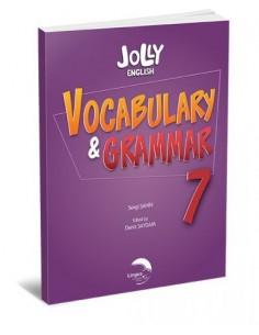 Lingus Education Jolly English Vocabulary&Grammar 7