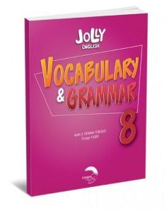 Lingus Education Jolly English Vocabulary&Grammar 8