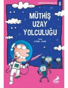 Erdem Yayınları Müthiş Uzay Yolculuğu