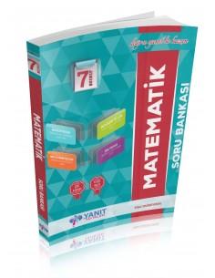 Yanıt Yayıncılık 7.Sınıf Matematik Soru Bankası