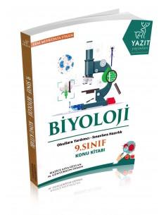 Yazıt Yayınları 9.Sınıf Biyoloji Konu Kitabı