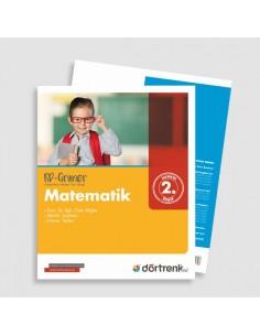 Dörtrenk Yayınları 2.Sınıf RD Matematik Problem Kitabı