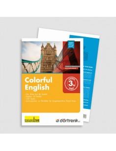 Dörtrenk Yayınları 3.Sınıf RD Colorful English Set
