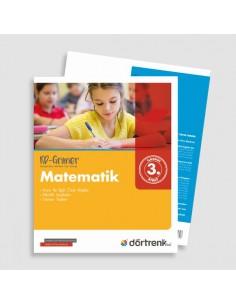 Dörtrenk Yayınları 3.Sınıf RD Matematik Problem Kitabı