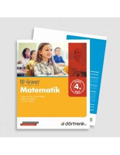 Dörtrenk Yayınları 4.Sınıf RD Grimer Matematik Problem Kitabı