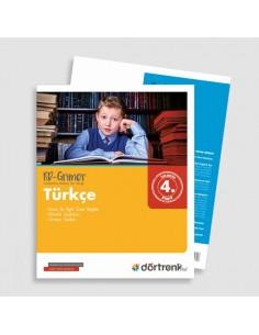 Dörtrenk Yayınları 4.Sınıf RD Grimer Türkçe