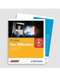 Dörtrenk Yayınları 4.Sınıf RD Grimer Fen Bilimleri