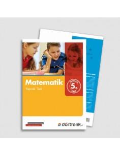 Dörtrenk Yayınları 5. Sınıf Matematik Yaprak Test