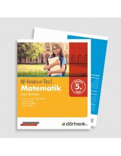 Dörtrenk Yayınları 5. Sınıf RD Grinova Matematik Soru Bankası