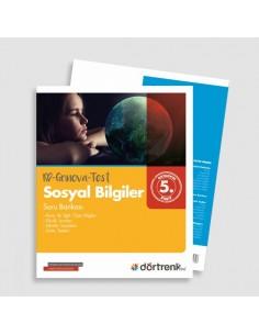 Dörtrenk Yayınları 5. Sınıf RD Grinova Sosyal Bilgiler Soru Bankası