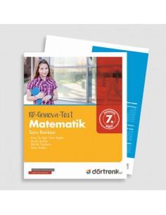 Dörtrenk Yayınları 7.Sınıf RD Grinova Matematik Soru Bankası