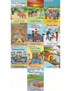 Tanılşır Yayınları 1.Sınıf Güzel Hikayeler Dizisi