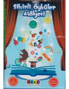 Öykü Yayıncılık Yıldız Çocuk Okuma Serisi