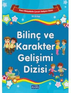 Parıltı Yayınları Bilinç ve Karakter Gelişimi Dizisi 18 Kitap