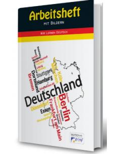 Deutsch Mit Spring Arbeitsheft mit Bildern