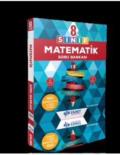 Yanıt Yayınları 8.Sınıf Matematik Soru Bankası