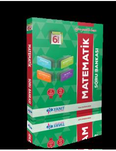 Yanıt Yayınları 6.Sınıf Matematik Soru Bankası
