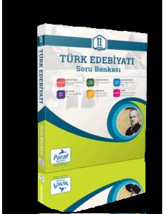 Paraf Yayınları 11.Sınıf Türk Edebiyatı Soru Kütüphanesi