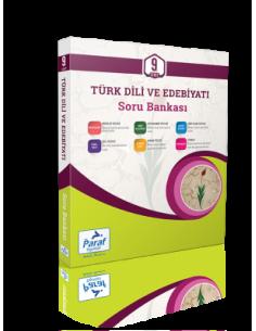 Paraf Yayınları 9.Sınıf Türk Dili Ve Edebiyatı Soru Kütüphanesi