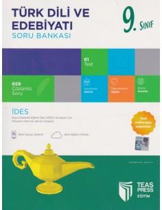 Teas Press 9. Sınıf Türk Dili ve Edebiyatı Soru Bankası