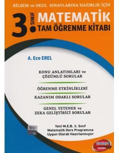 Çankaya Yayıncılık 3. Sınıf Matematik Tam Öğrenme Kitabı