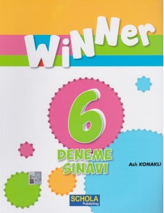 Schola Publishing Winner 6. Sınıf Deneme Sınavı