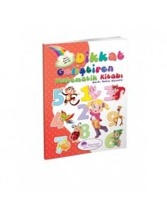 Mor Şemsiye Yayınları 60 ay Dikkat Geliştiren Matematik Kitabı