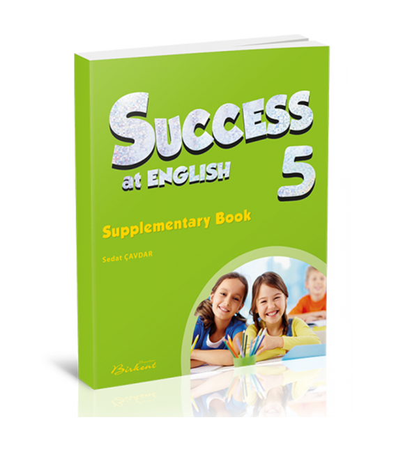 Birkent Yayınları Success At English Supplementary Book 5