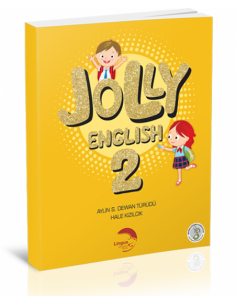 Lingus Education Group Jolly English 2